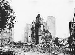 Guernica bombardement