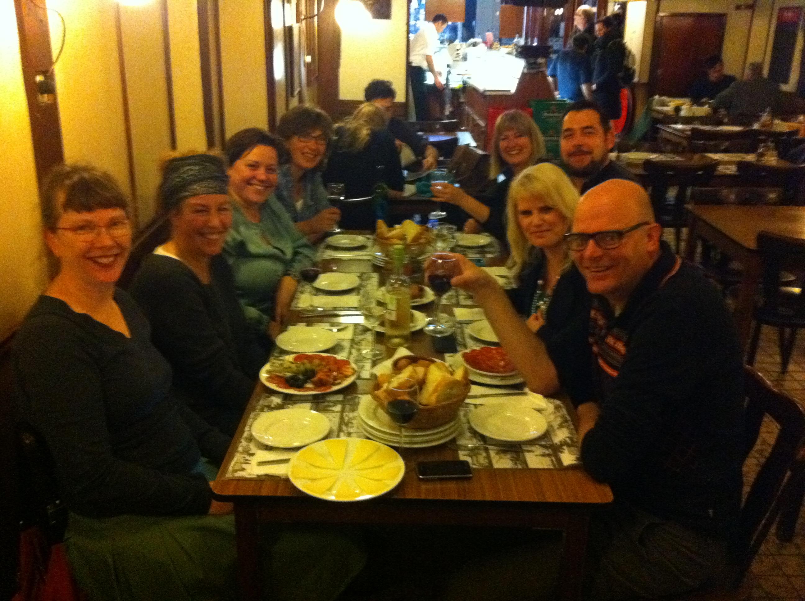 Spaans eten in Amsterdam